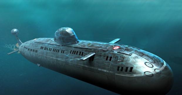 лудшая подводная лодка